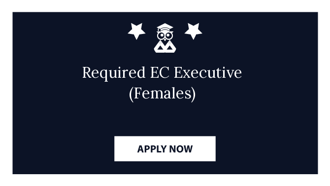 Required EC Executive (Females)