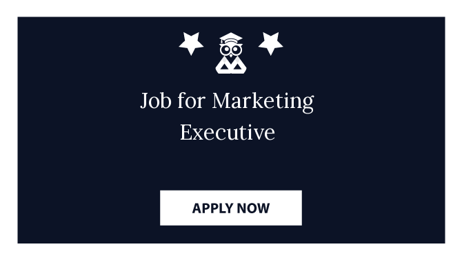 Job for Marketing Executive