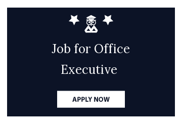 Job for Office Executive
