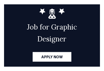Job for Graphic Designer
