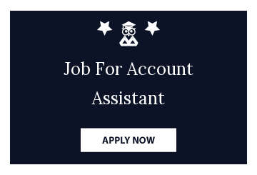 Job For Account Assistant