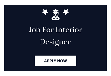 Job For Interior Designer