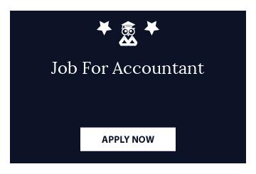 Job For Accountant